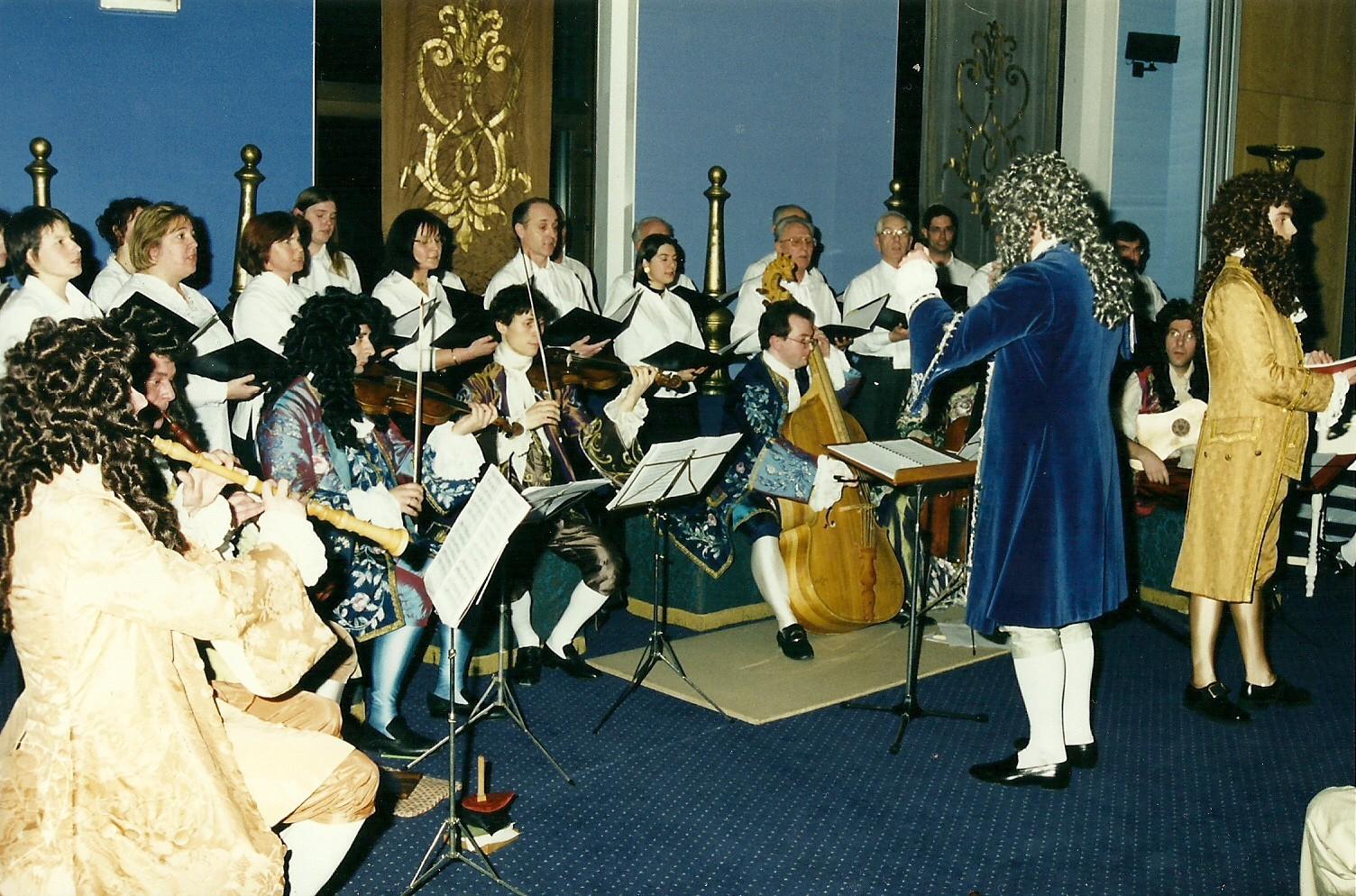 souvenir Novembre 2000