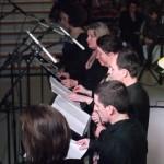 le sextuor vocal dans Pierre de Soleil