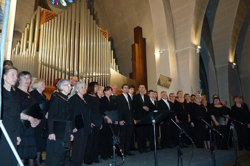 "Mai 2015 concert ""les Amis de l'Orgue de Malo """